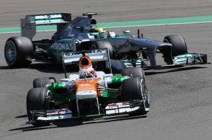 Force India ohne Punkte: Wo ist die Geschwindigkeit hin?