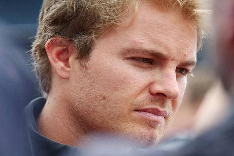 Mercedes-Pilot Nico Rosberg hofft beim Thema Reifen auf die Kompetenz der FIA