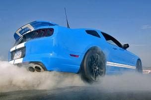 Stärkster Serien-V8 der Welt