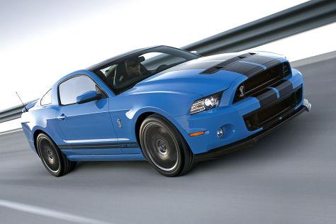 Ford Mustang Shelby Gt 500 Unterwegs Im Heißesten Hengst Autobildde