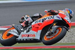 Honda geht als Favorit ins Sachsenring-Wochenende