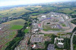 Sachsenring 2013: Blick hinter die Kulissen