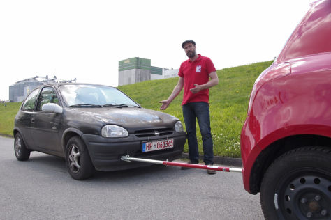 opel corsa b: rostlaube zu verkaufen - autobild.de