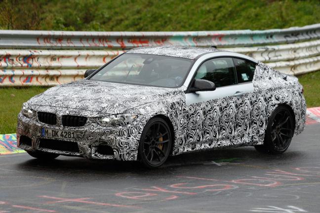 Video: Erlkönig BMW M4 Coupé