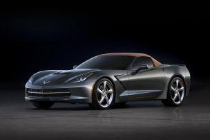 Michelin rüstet Corvette aus