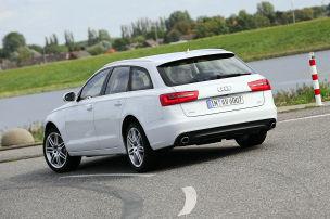 Gebrauchtwagen: Luxus-Kombis