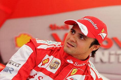 Felipe Massa erwartet einiges von Red Bull und Mercedes - vor allem im Qualifying