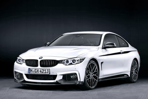 Bmw 4er m performance zubeh r vorstellung for Bmw 4er gran coupe m paket