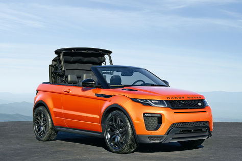 range rover evoque cabrio la 2015 vorstellung preis. Black Bedroom Furniture Sets. Home Design Ideas