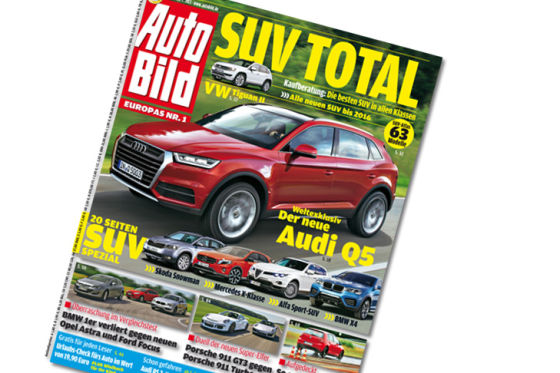 Titel AUTO BILD  30-2013