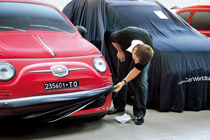 Fiat 500 im Dauertest