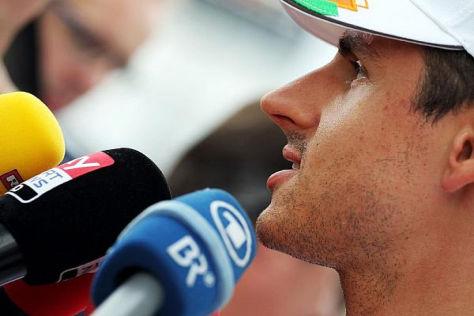 Adrian Sutil nimmt kein Blatt vor den Mund, wenn es um Pirellis Politik geht