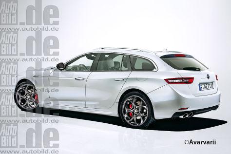 Alfa Alfetta 2020 Vorschau Autobild De