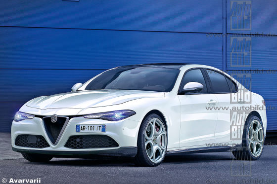 Alfa Romeo Alfetta Sportwagon