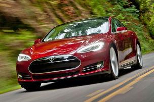 Tesla elektrisiert China