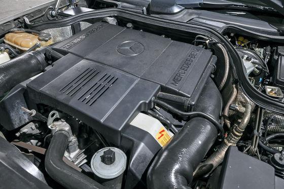 Mercedes 400 E
