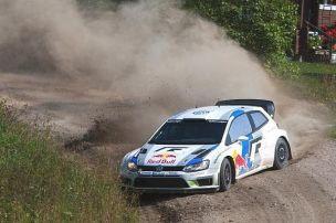 Volkswagen in Finnland: Vollgas-Festival im Wald
