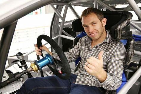 Chris Atkinson verstärkt ab sofort das Testprogramm von Hyundai