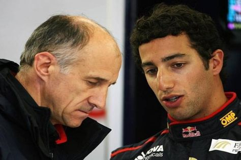 Teamchef Franz Tost würde Ricciardo gerne länger bei Toro Rosso sehen