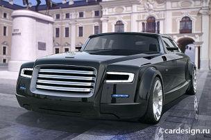 Ein Auto für Putin