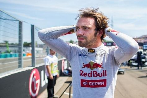 Jean-Eric Vergne war schon enttäuscht, dass Red Bull sich gegen ihn entschied