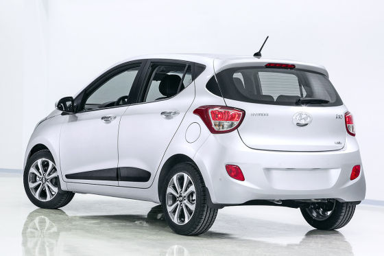 Hyundai i10 (2013): Fahrbericht