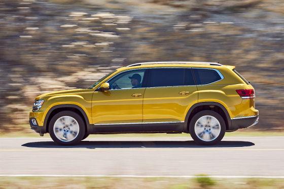 Das VW-SUV für Nordamerika