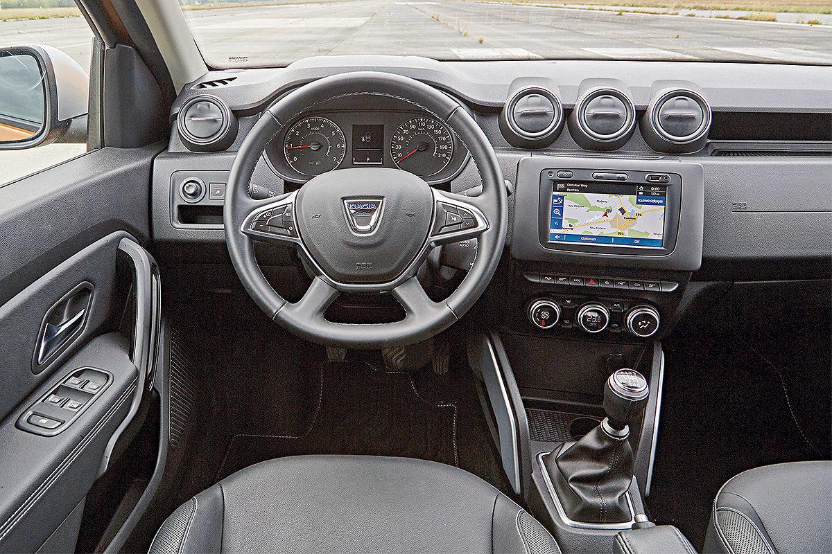 Dacia Duster Blue dCi 115 4WD