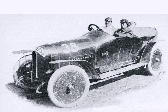 """Benz """"Prinz Heinrich"""" (1910)"""