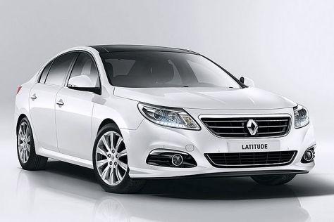 Renault Latitude (2014)
