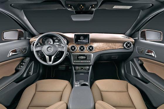 Mercedes GLA 250 4Matic