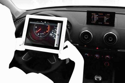 Audi eKurzinfo App
