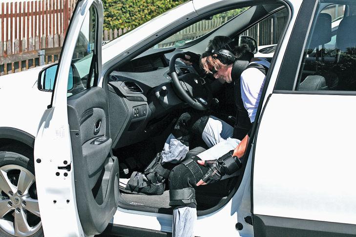 ADAC-Test: Die besten Autos für Senioren