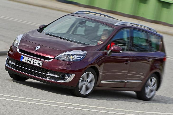 Platz 6: Renault Scénic