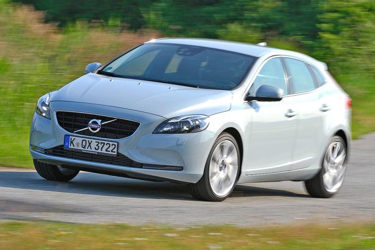 Platz 9: Volvo V40