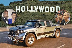 Gepanzert durch Hollywood