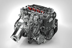 Volvos neue Motorenfamilie