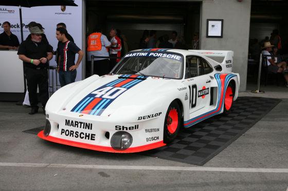 """Porsche hatte sein """"Baby"""" mitgebracht..."""