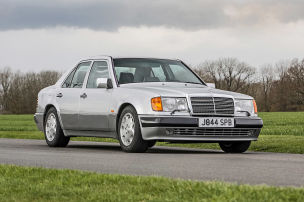 Auktion: Mercedes 500 E