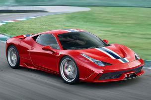 Einmal 458 Speciale, prego!