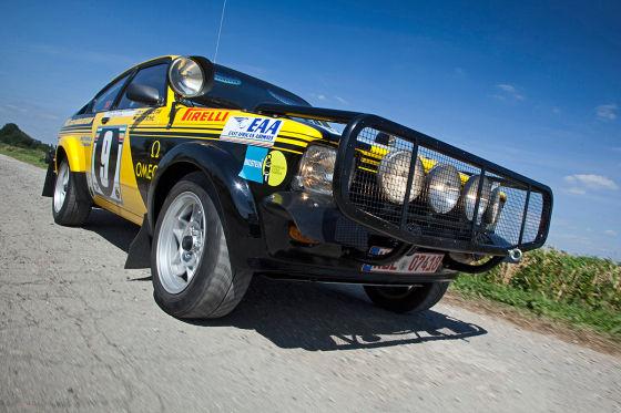 Opel Kadett C GT/E Safari