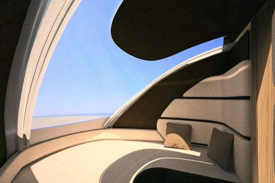 Knaus Tabbert Caravision Wohnwagen der Zukunft