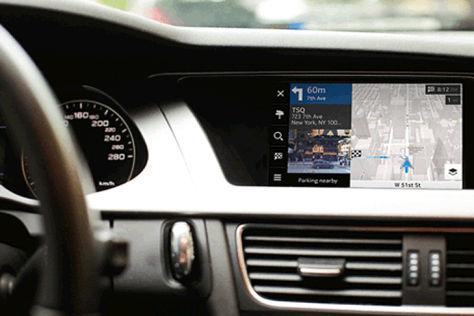 Nokia investiert in Kartendienste