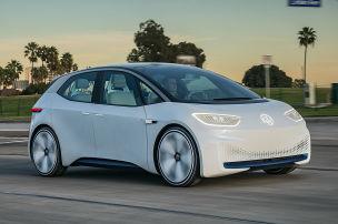 E-Offensive bei VW: Jobverlust