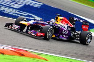 Forza Vettel