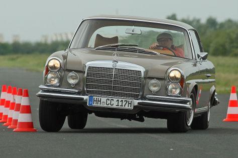 Test Mercedes 280 Se Coup 233 3 5 W 111 Autobild De