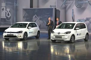 VW elektrisiert. Ein bisschen.
