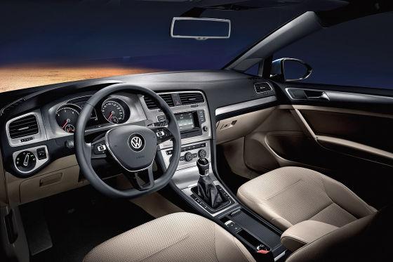 VW Golf VII: Comfortline