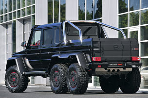 Das 6x6-Monster