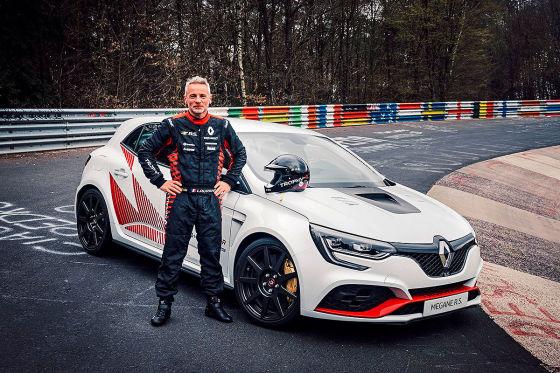 Rekord auf dem Nürburgring: Bestzeiten